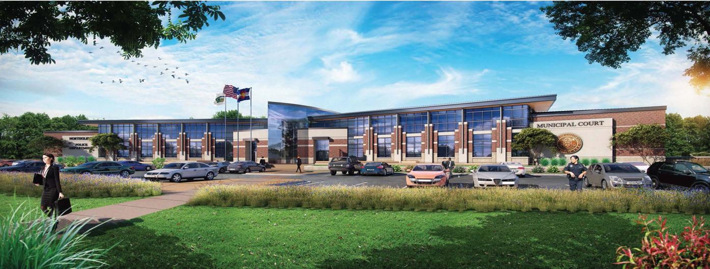 D2C Architects Denver Northglenn Justice